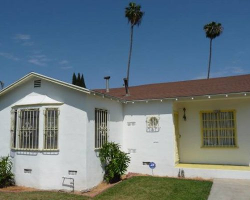 2754 Clyde Ave. Los Angles, CA 90016