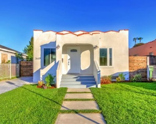 2632 Clyde Ave., Mid-City, CA 90016